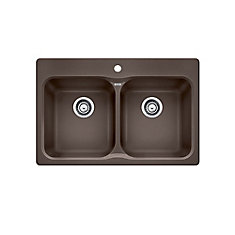 Vision 210 top mount Café Sink