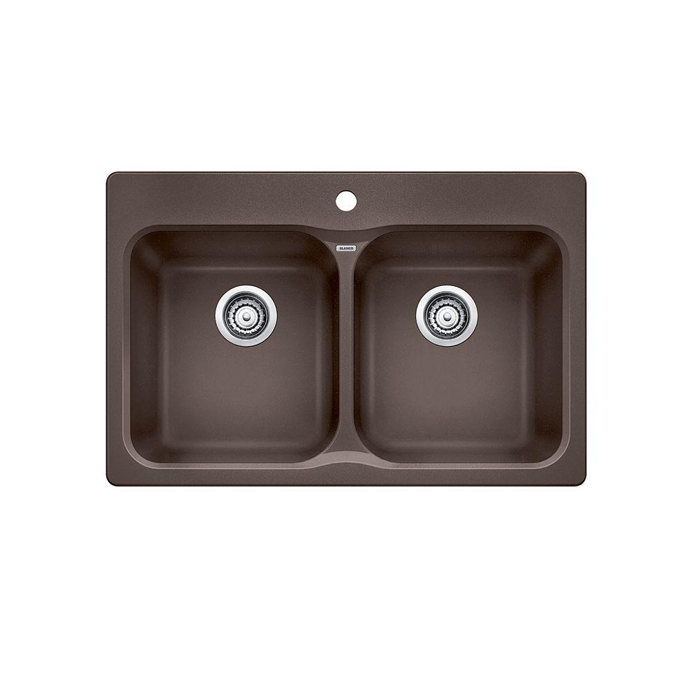Vision 210 Topmount Café Sink