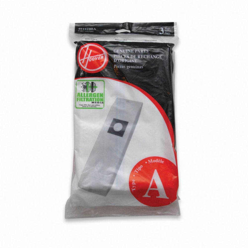 Hoover Type A Allergen Bag