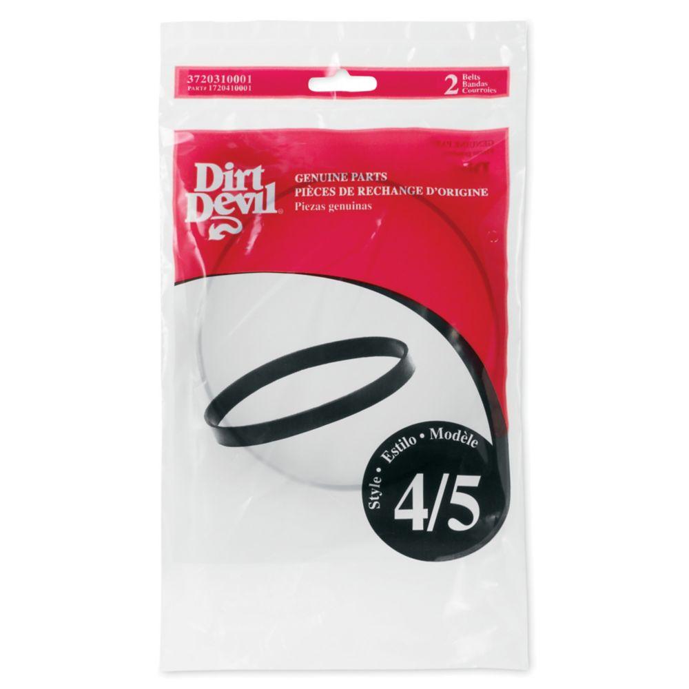 Style 4/5 Belt