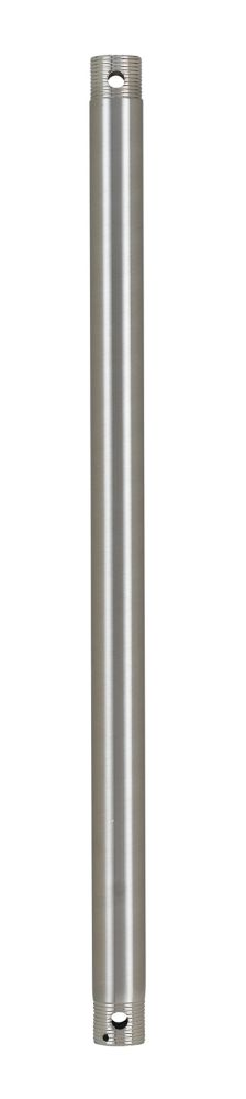45,72cm Tige Inférieure, Fini nickel brossé