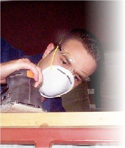 N95 Approved Dust Mask