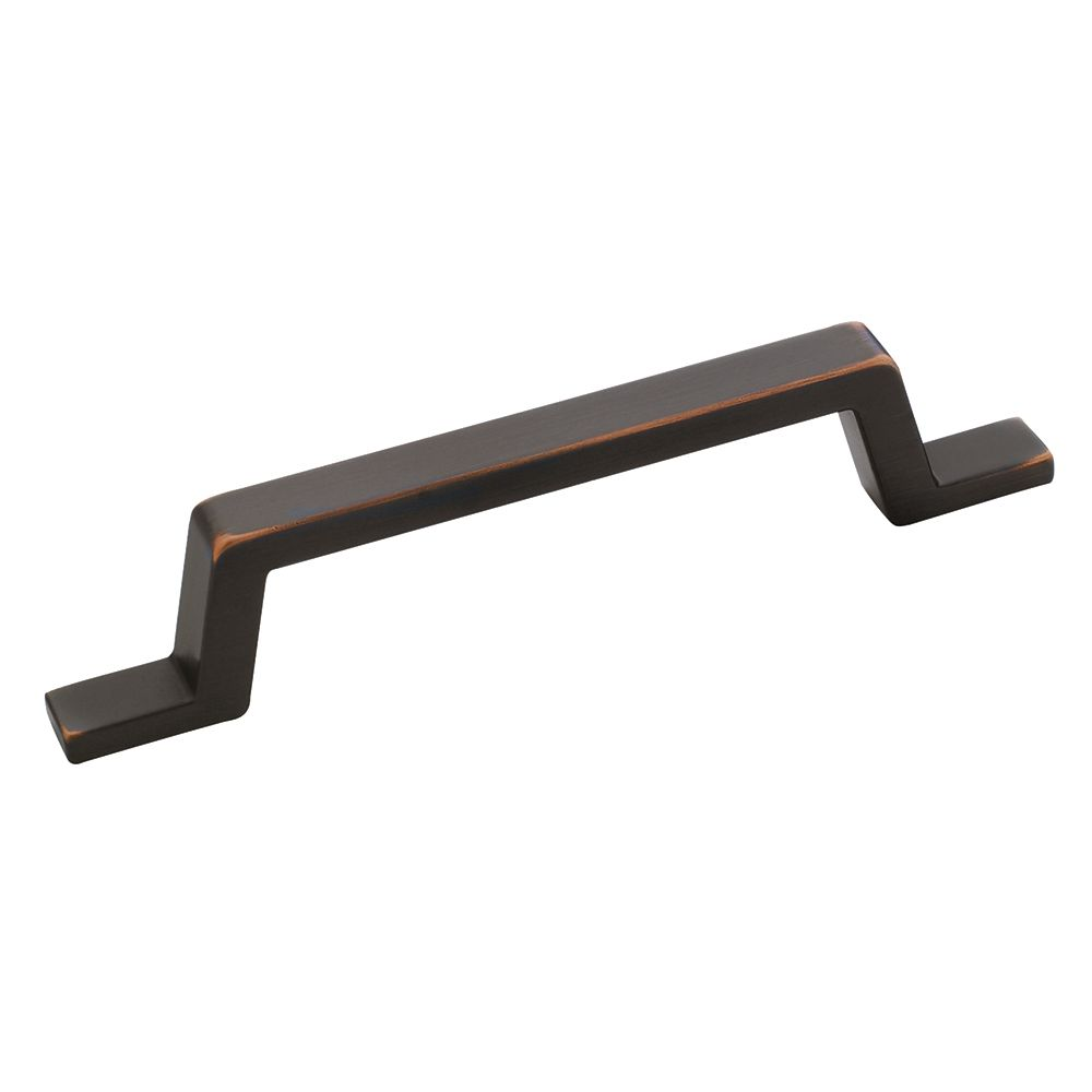 Amerock Conrad 3-3/4 Inch (96mm) CTC Pull - Oil-Rubbed Bronze