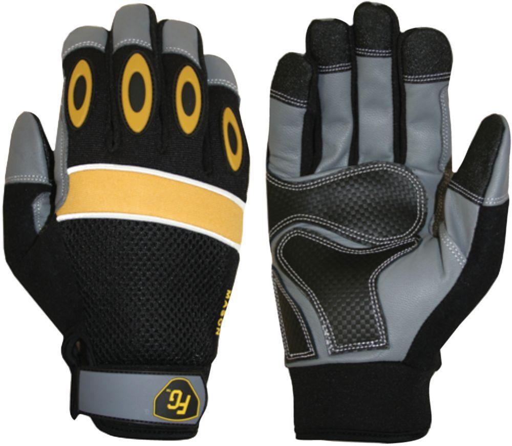 High Dexterity Gloves Heavy Duty - Large