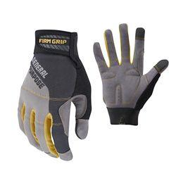 Firm Grip High Dexterity All Purpose Gloves - Medium