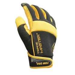 Firm Grip High Dexterity Workmaster Gloves - Large