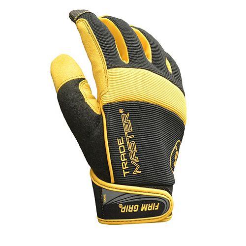 Firm Grip High Dexterity Workmaster Gloves - Large