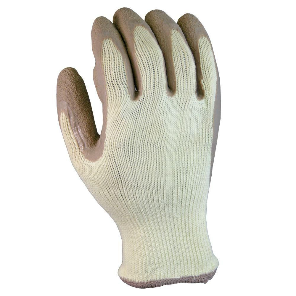 Latex Coated All Purpose Gloves - X-Large