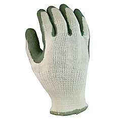 Latex Coated All Purpose Gloves - Small