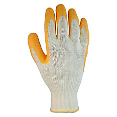 Latex Coated All Purpose Gloves - Medium