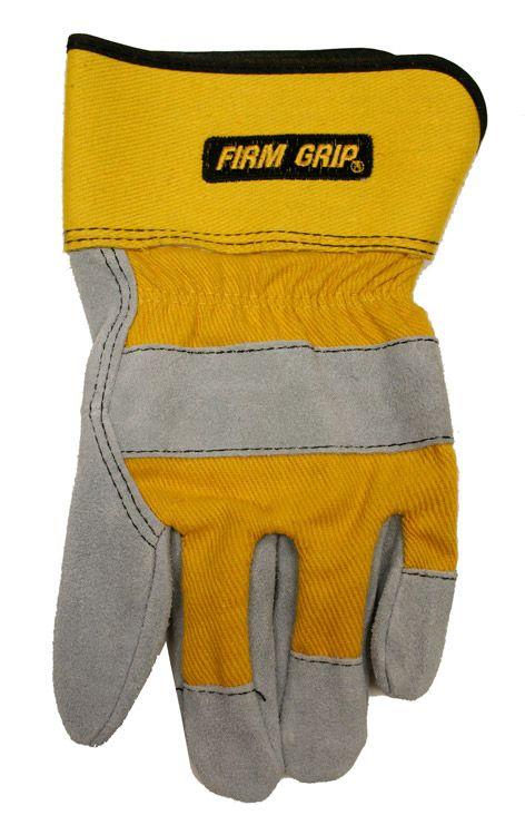 Firm Grip Signature Series Leather Palm Gloves - Medium