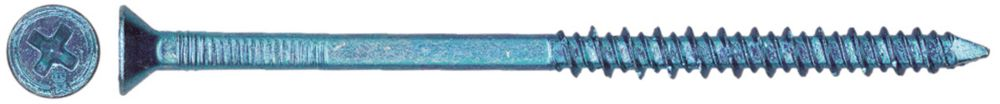 1/4 X 2 3/4 Phillips Tapcon  Screws