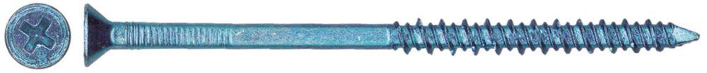 1/4 X 3 1/4 Phillips Tapcon  Screws