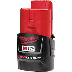 M12 12V Lithium-Ion Compact (CP) 1.5 Ah REDLITHIUM Battery Pack