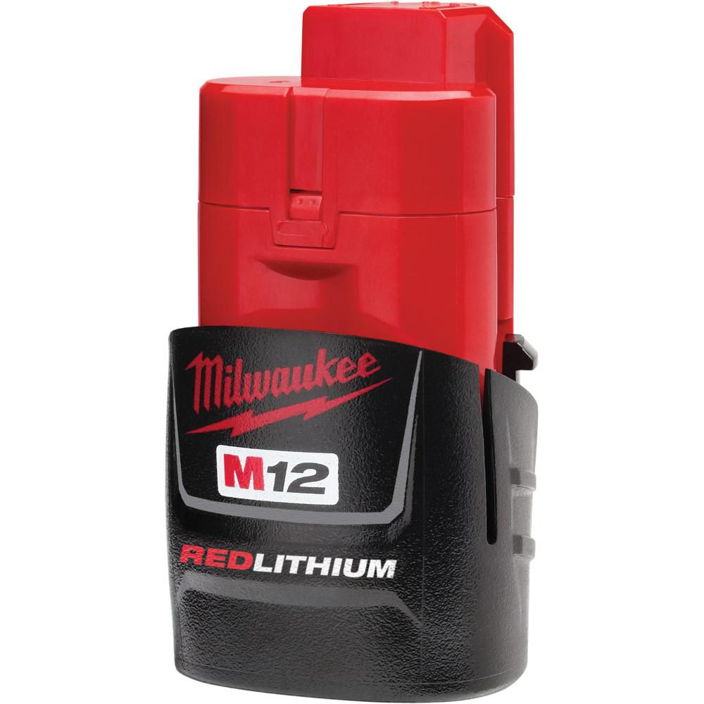 Milwaukee Tool M12 12V Lithium-Ion Compact Battery 1.5 Ah