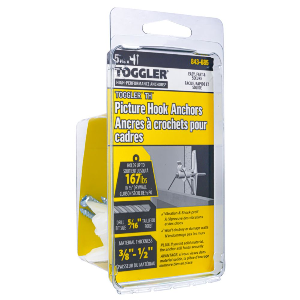 Toggler  Picture Hook