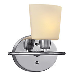Hampton Bay Nova 1 Light Wall Sconce
