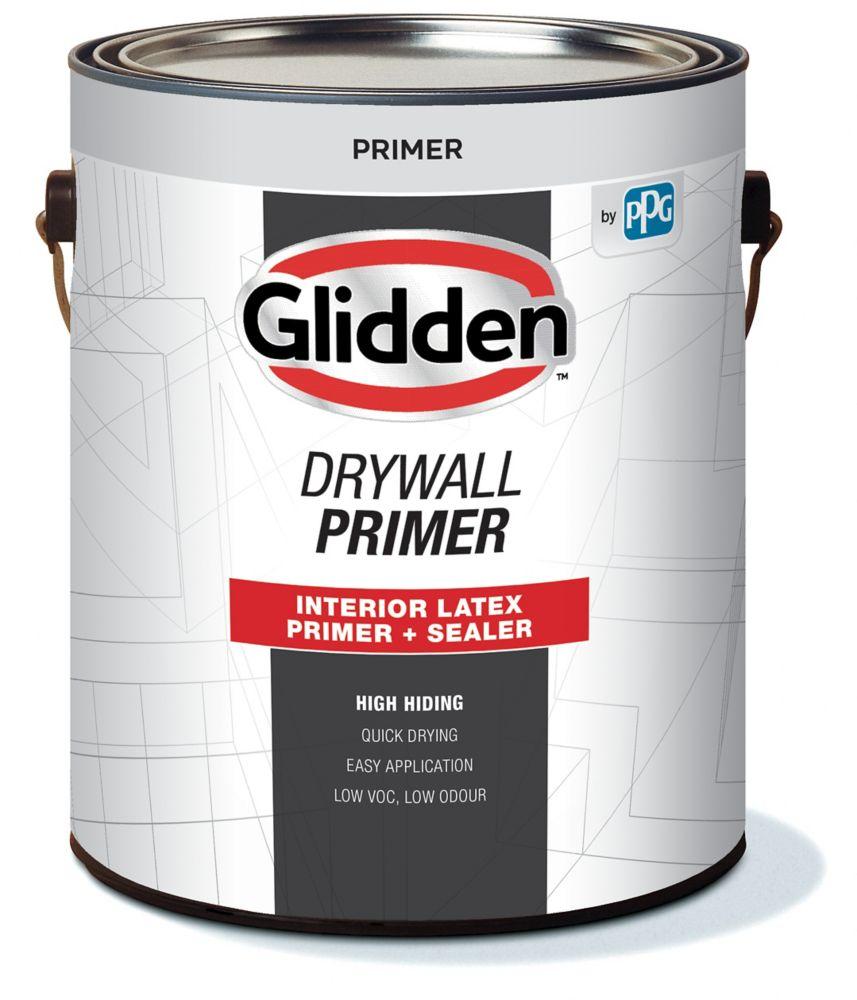 Apprêt de scellement d'intérieur au latex Glidden Vantage - 3,70 L