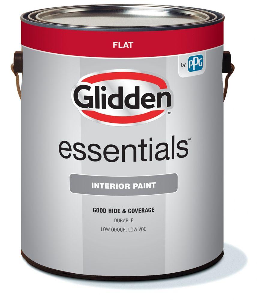 Peinture D'Intérieur Glidden Vantage Fini Mat - Gallon
