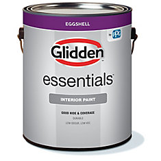 Glidden peinture d 39 int rieur glidden vantage fini coquille d 39 oeuf gallon home depot canada - Peinture coquille d oeuf ...