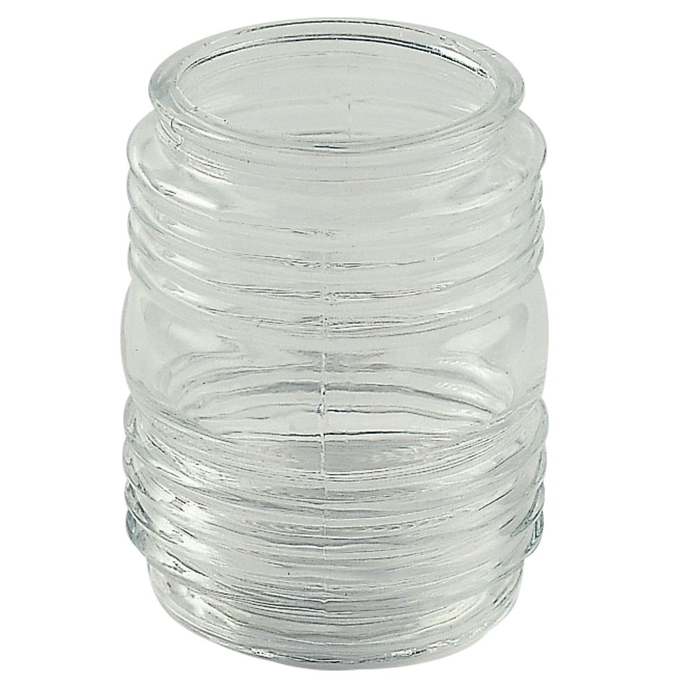 3.5 In.  Jam Jar Glass, Clear Finish