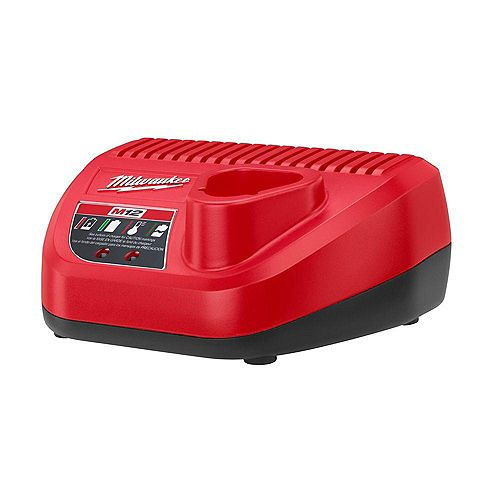 M12 12V Lithium-Ion Battery Charger