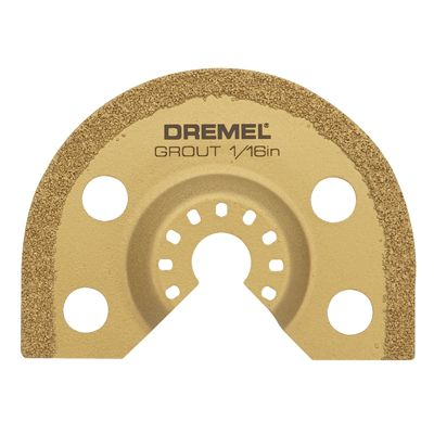 Dremel Multi-Max 1/16 In. Grout Remover Blade