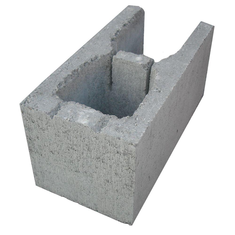Basalite Concrete Products 20CM SM MULTI GREY 25MPA