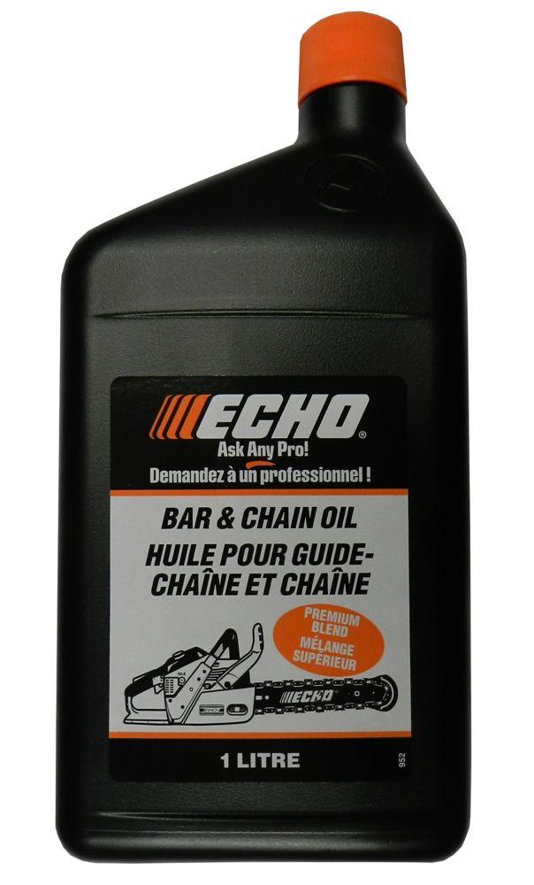 1 Litre Bar & Chain Oil