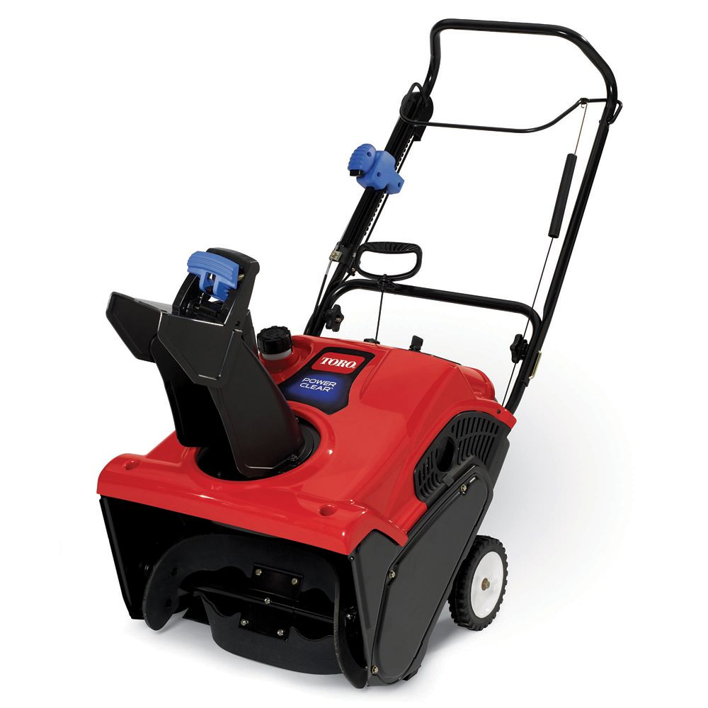 Power Clear 221 QE Snow Thrower with Electric Start - Reconditioned