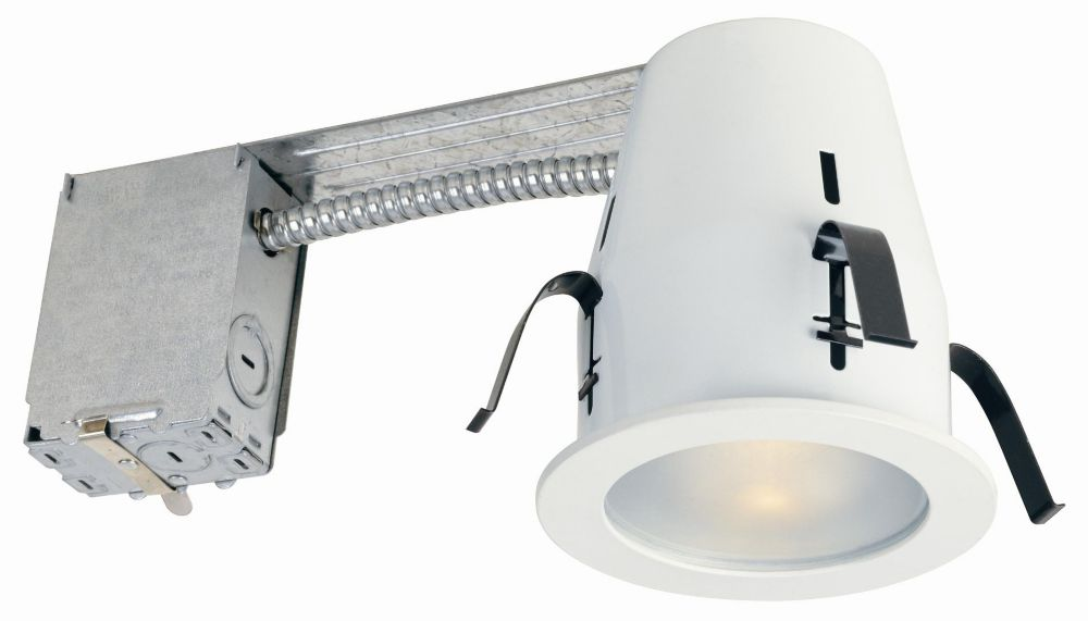 Commercial Electric Outdoor Soffit Lighting Kit 6 Pack The Home