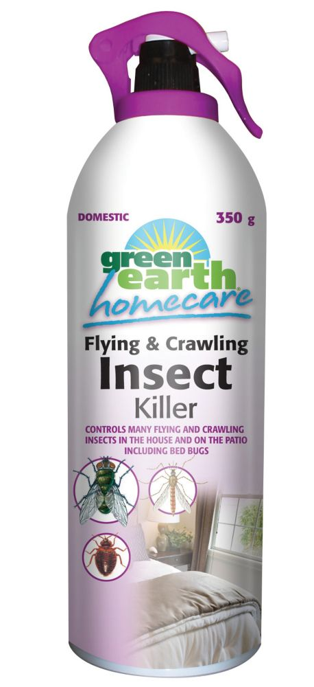 Fly & Crawling Insect Killer - 350 g