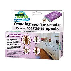 Green Earth Piège à insectes rampants Green Earth Homecare