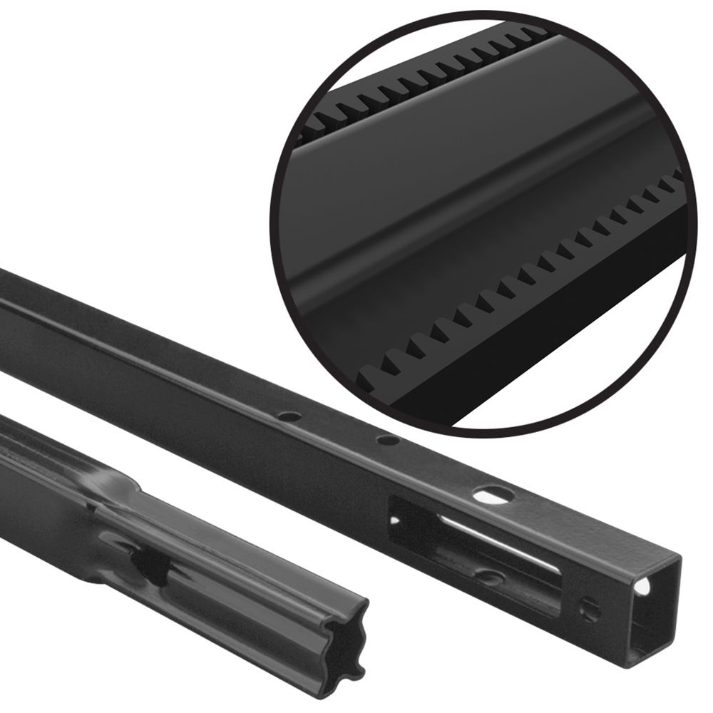 Belt Drive Rail Extension Kit for 10 Feet High Garage Doors