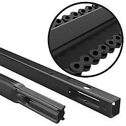 Chain Drive Rail Extension Kit for 10 ft. High Garage Doors