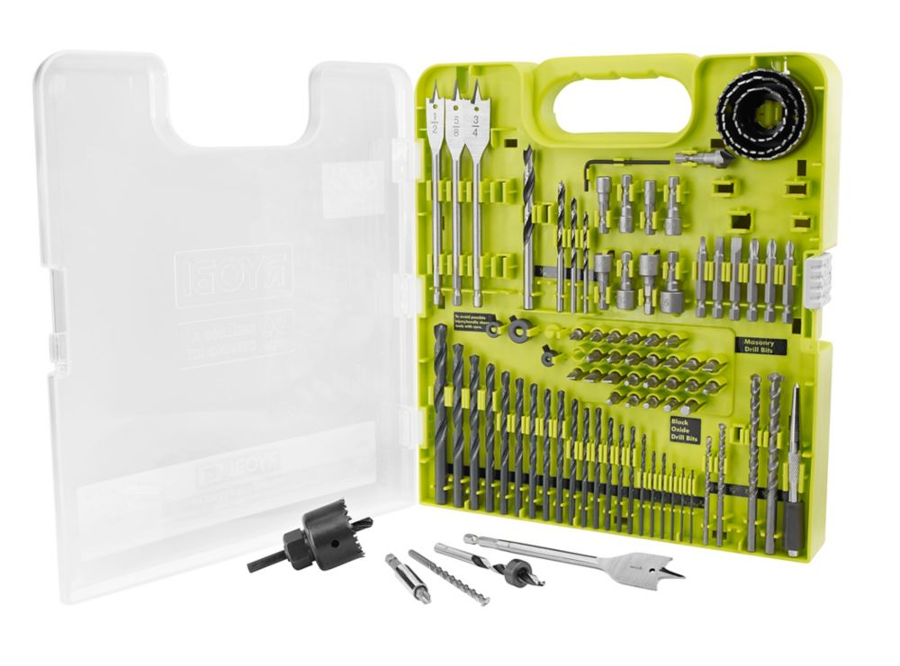 90PC Drill and Drive Kit