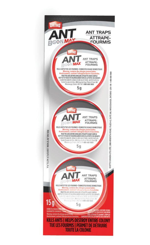 Attrape fourmis Ortho Home Defense MAXMC 15 g