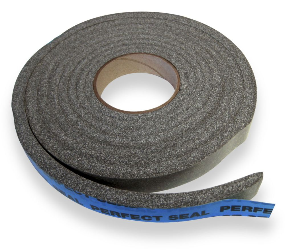 Indoor Expanding Foam Tape 1/4 Inch X 1 Inch X 13 Feet