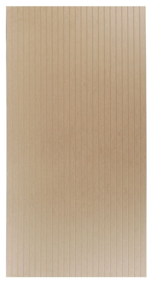 Fibreboard Universal Wall Panel 7.6 mm x 48 Inches x 96 Inches