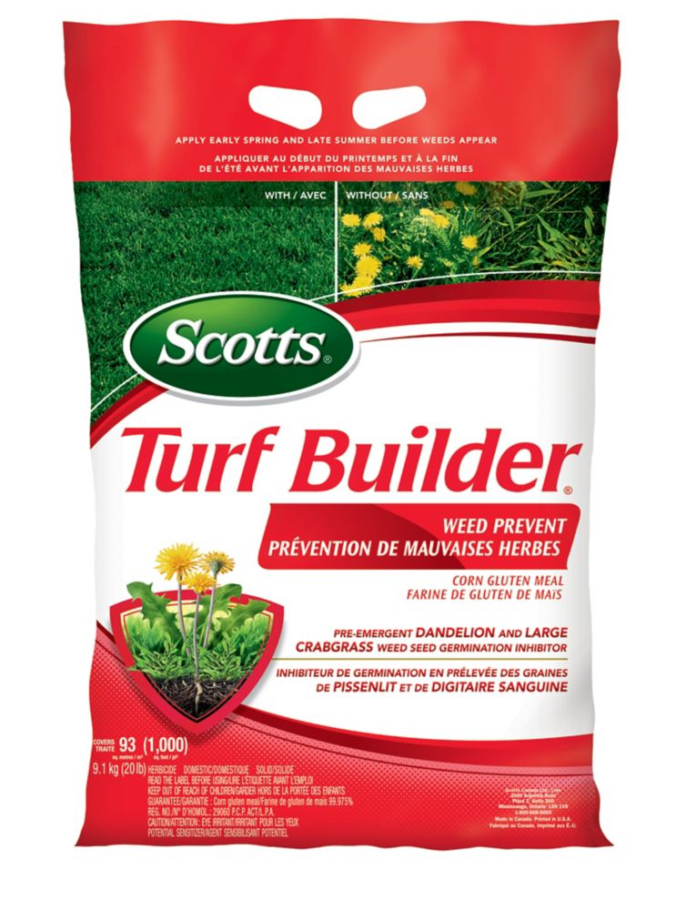 Turf Builder Weed Prevent 10-0-0