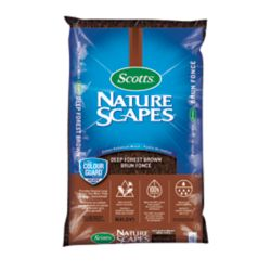 Scotts Nature Scapes Deep Forest Brown Mulch, 56.6 L