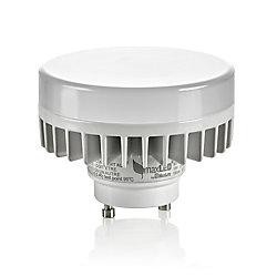 Leviton Ampoule à DEL de rechange compacte, 10W GU24, 120V, 60Hz, conforme aux normes Energy Star - Blanc