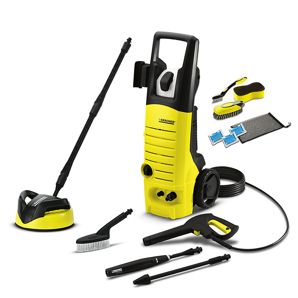 Karcher K3 450 2000psi Electric Pressure Washer With T250