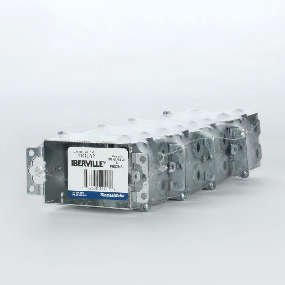1104L Device Box Pkg/4