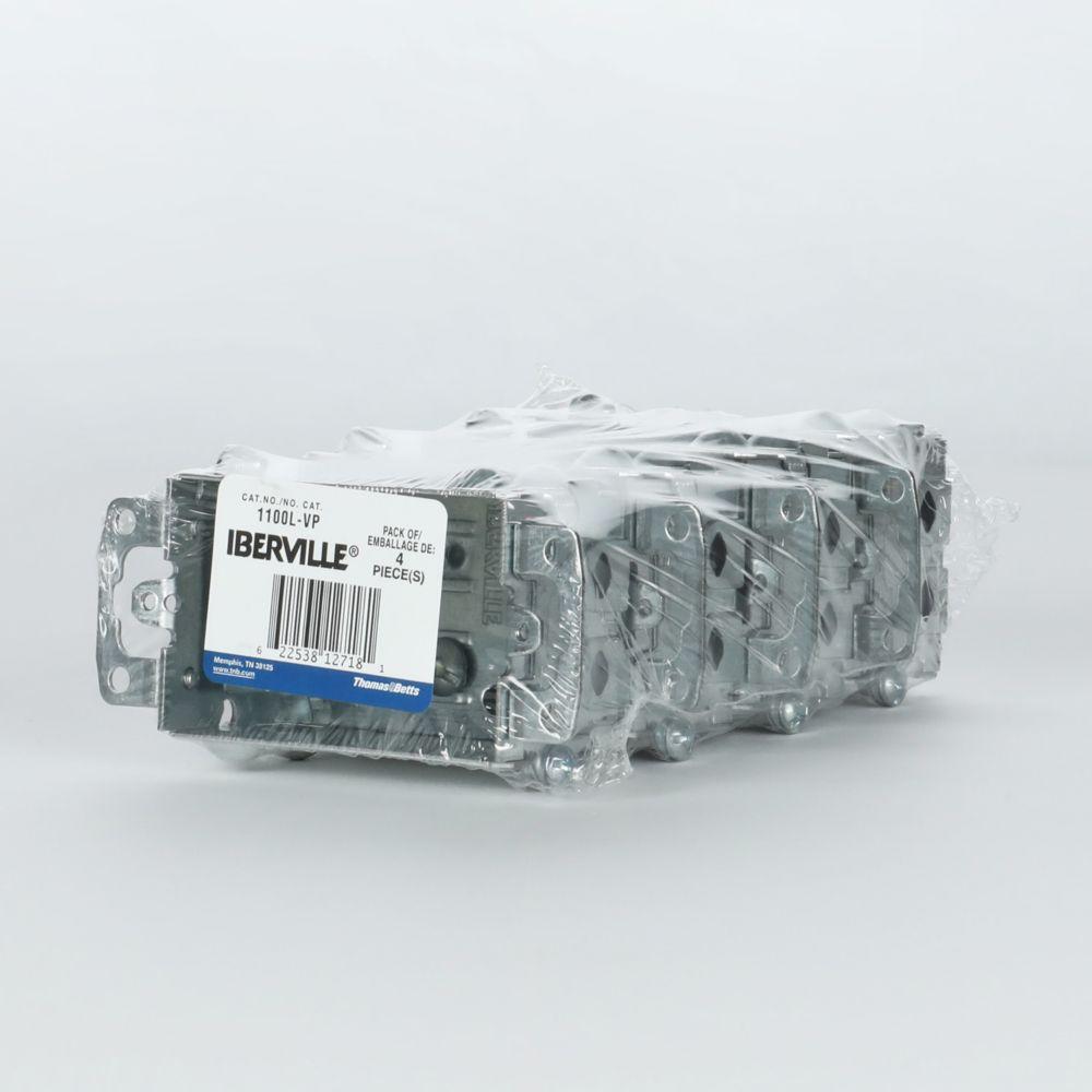 Boîte appareil 1100L Emb/4