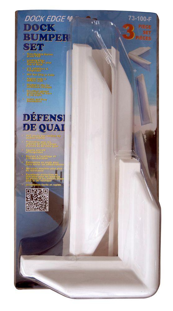 Dock Bumper Kit, White