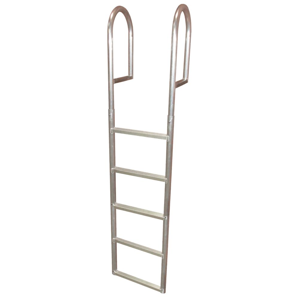 Aluminum Dock Ladder, 5-Step