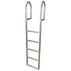 5-Step Aluminum Dock Ladder