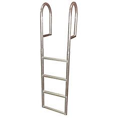4-Step Aluminum Dock Ladder