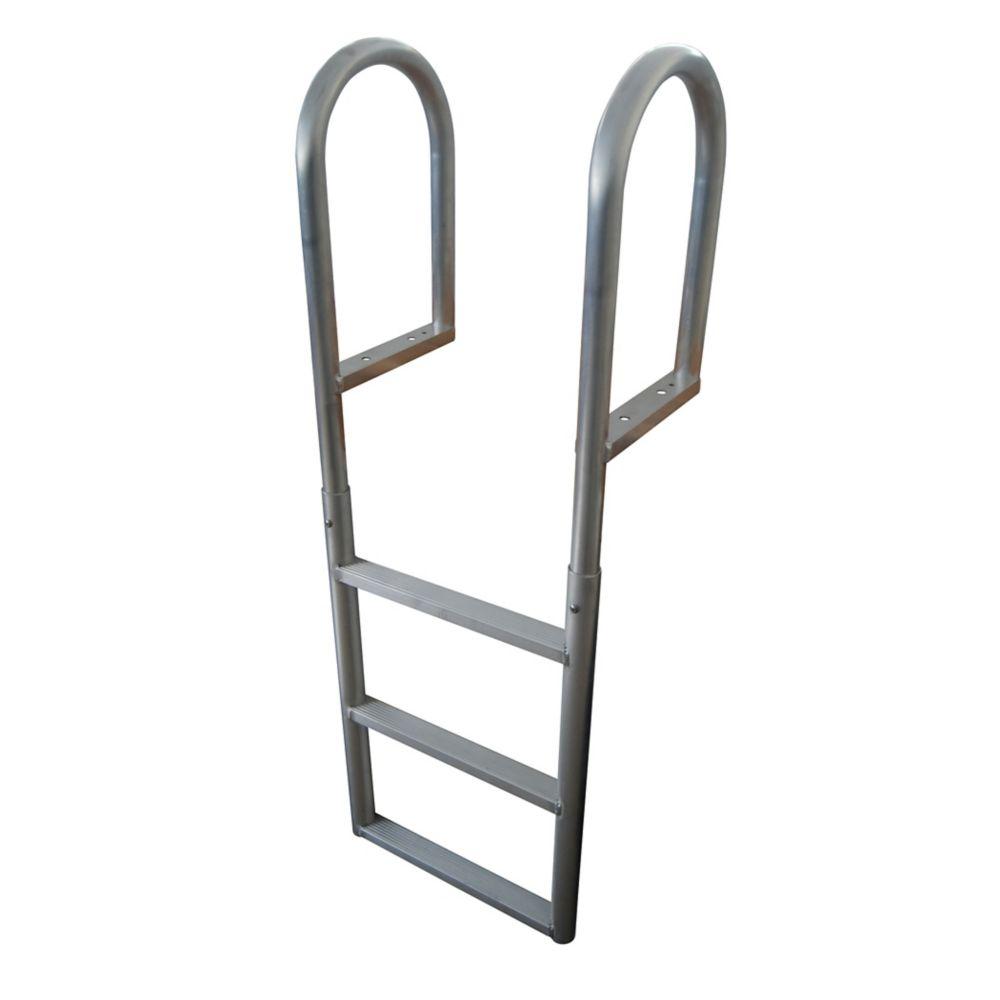 Aluminum Dock Ladder, 3-Step